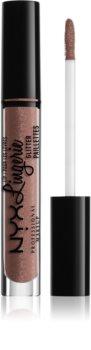 NYX Professional Makeup Lip Lingerie Glitter блиск для губ з блискітками
