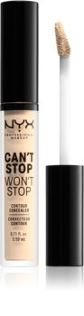NYX Professional Makeup Can't Stop Won't Stop korektor w płynie