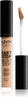 NYX Professional Makeup Can't Stop Won't Stop folyékony korrektor