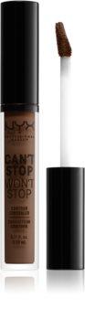 NYX Professional Makeup Can't Stop Won't Stop tekutý korektor