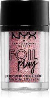 NYX Professional Makeup Foil Play Pigment mit Glitter