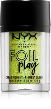 NYX Professional Makeup Foil Play pigment scintillant