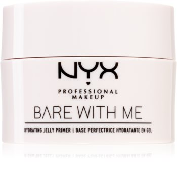 NYX Professional Makeup Bare With Me Hydrating Jelly Primer primer s teksturom gela