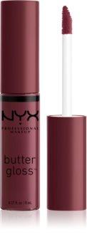 NYX Professional Makeup Butter Gloss блясък за устни