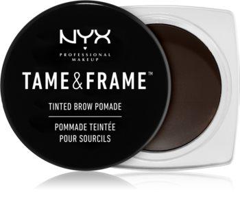 NYX Professional Makeup Tame & Frame Brow помада за вежди