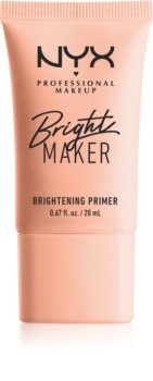 NYX Professional Makeup Bright Maker Make-up Primer zum Aufklaren der Haut