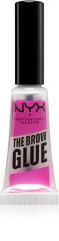 NYX Professional Makeup The Brow Glue гел за вежди