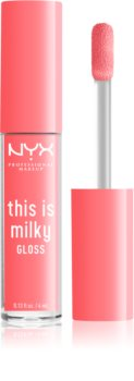 NYX Professional Makeup This is Milky Gloss hydratační lesk na rty