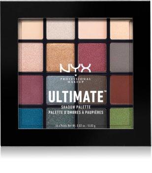 NYX Professional Makeup Ultimate Shadow palette di ombretti