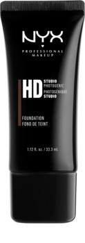 NYX Professional Makeup HD Studio folyékony make-up