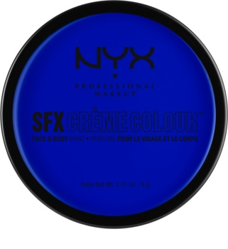NYX Professional Makeup SFX Creme Colour™ make up pentru fata si corp