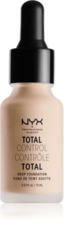 NYX Professional Makeup Total Control Drop Foundation фон дьо тен