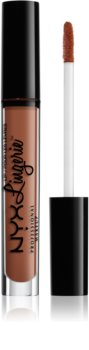 NYX Professional Makeup Lip Lingerie flüssiger Lippenstift mit mattierendem Finish