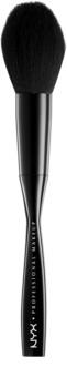 NYX Professional Makeup Pro Brush Powder Brush Oval