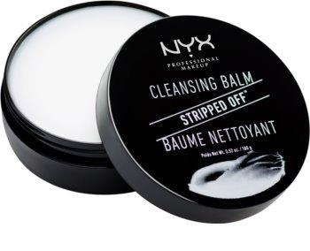 NYX Professional Makeup Stripped Off™ Rengöringsbalsam