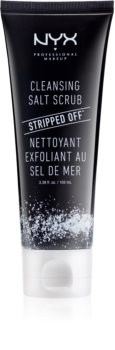 NYX Professional Makeup Stripped Off™ scrub viso emolliente