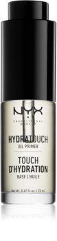 NYX Professional Makeup Hydra Touch зволожуюча основа під макіяж