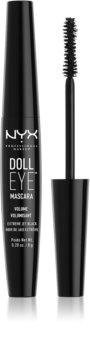 NYX Professional Makeup Doll Eye szempillaspirál a dús pillákért