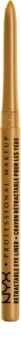 NYX Professional Makeup Retractable Eye Liner Creamy Eye Pencil