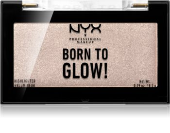 NYX Professional Makeup Born To Glow rozjasňovač