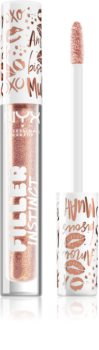 NYX Professional Makeup Filler Instinct Plumping Lip Polish Læbeglans