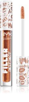 NYX Professional Makeup Filler Instinct Plumping Lip Polish brillant à lèvres