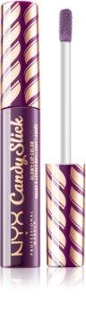 NYX Professional Makeup Candy Slick Glowy Lip Color силно пигментиран блясък за устни