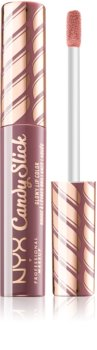NYX Professional Makeup Candy Slick Glowy Lip Color vysoce pigmentovaný lesk na rty