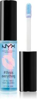 NYX Professional Makeup #thisiseverything olej na rty