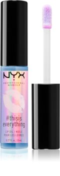 NYX Professional Makeup #thisiseverything huile à lèvres