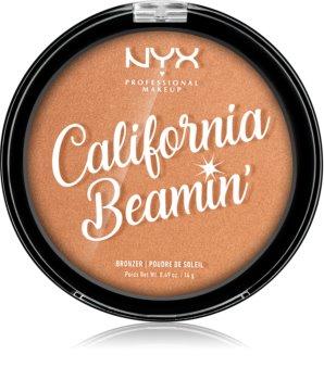 NYX Professional Makeup California Beamin´ Bronzer