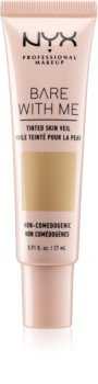 NYX Professional Makeup Bare With Me Tinted Skin Veil лек фон дьо тен