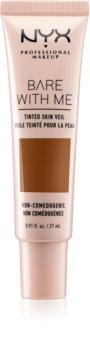 NYX Professional Makeup Bare With Me Tinted Skin Veil fond de teint léger