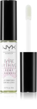 NYX Professional Makeup Bare With Me Hemp Lip Conditioner ajak olaj