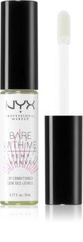 NYX Professional Makeup Bare With Me Hemp Lip Conditioner ulei pentru buze