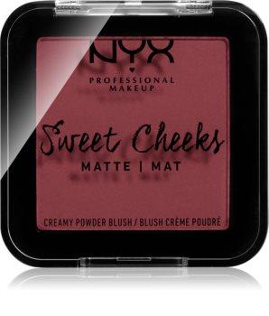 NYX Professional Makeup Sweet Cheeks  Blush Matte blush
