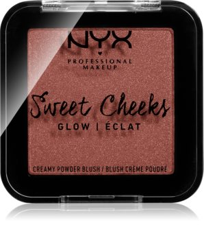 NYX Professional Makeup Sweet Cheeks  Blush Glowy colorete