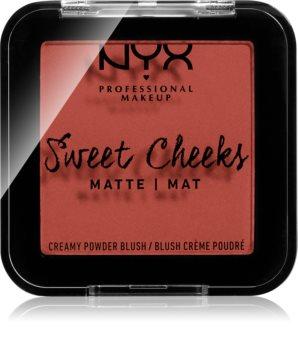 NYX Professional Makeup Sweet Cheeks  Blush Matte rumenilo