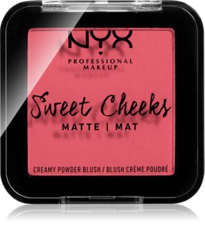 NYX Professional Makeup Sweet Cheeks Blush Matte tvářenka