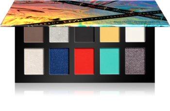 NYX Professional Makeup Aquaria x NYX Professional Makeup palette de fards à paupières