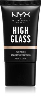 NYX Professional Makeup High Glass sminkalap a make-up alá
