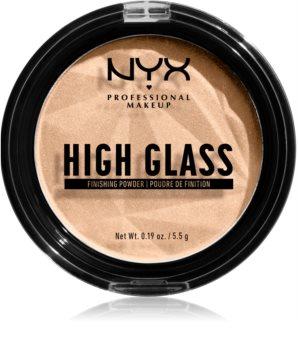 NYX Professional Makeup High Glass Illuminating Powder