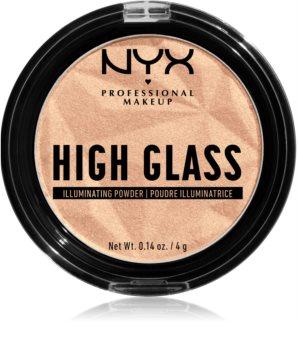 NYX Professional Makeup High Glass enlumineur