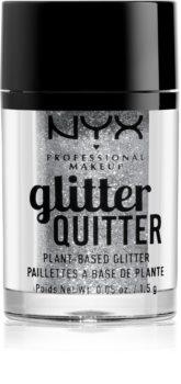 NYX Professional Makeup Glitter Quitter блестящи частици