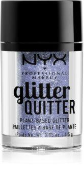 NYX Professional Makeup Glitter Quitter Glitzer