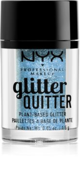 NYX Professional Makeup Glitter Quitter блестящи частици