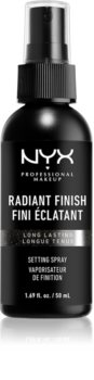 NYX Professional Makeup Makeup Setting Spray Radiant aufhellendes Fixierspray