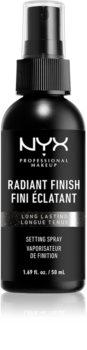 NYX Professional Makeup Makeup Setting Spray Radiant spray fixant illuminateur