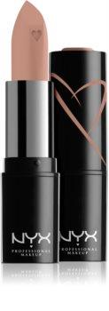 NYX Professional Makeup Shout Loud szminka nawilżająca