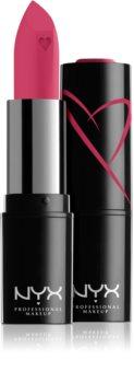 NYX Professional Makeup Shout Loud rouge à lèvres crémeux hydratant